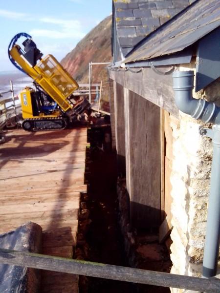 Unwin PPS KItten Rig on 4t point load scaffold